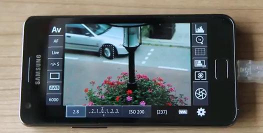 видеонаблюдение через андроид