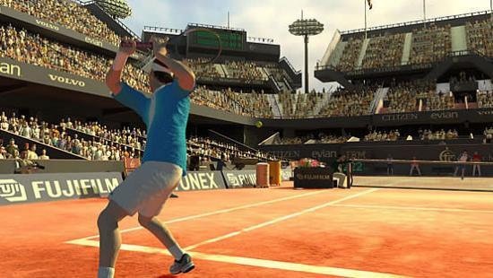 Новую игру Virtua Tennis презентуют на CES