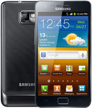 Samsung Galaxy S II vs HTC Sensation