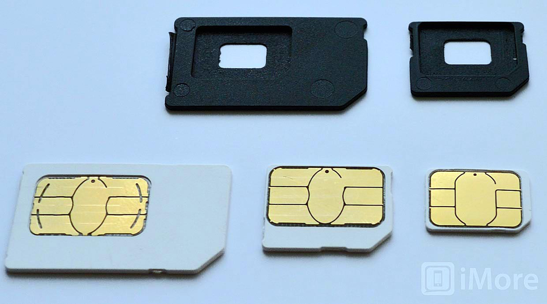 simkort iphone 4