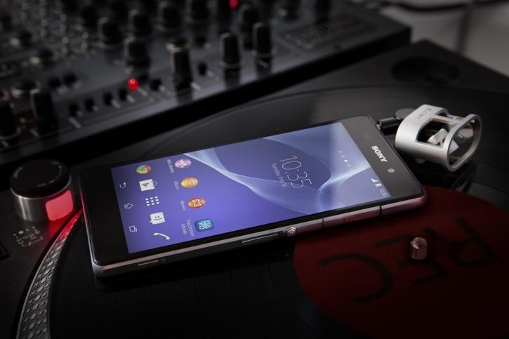 Телефоны сони премиум класса видео