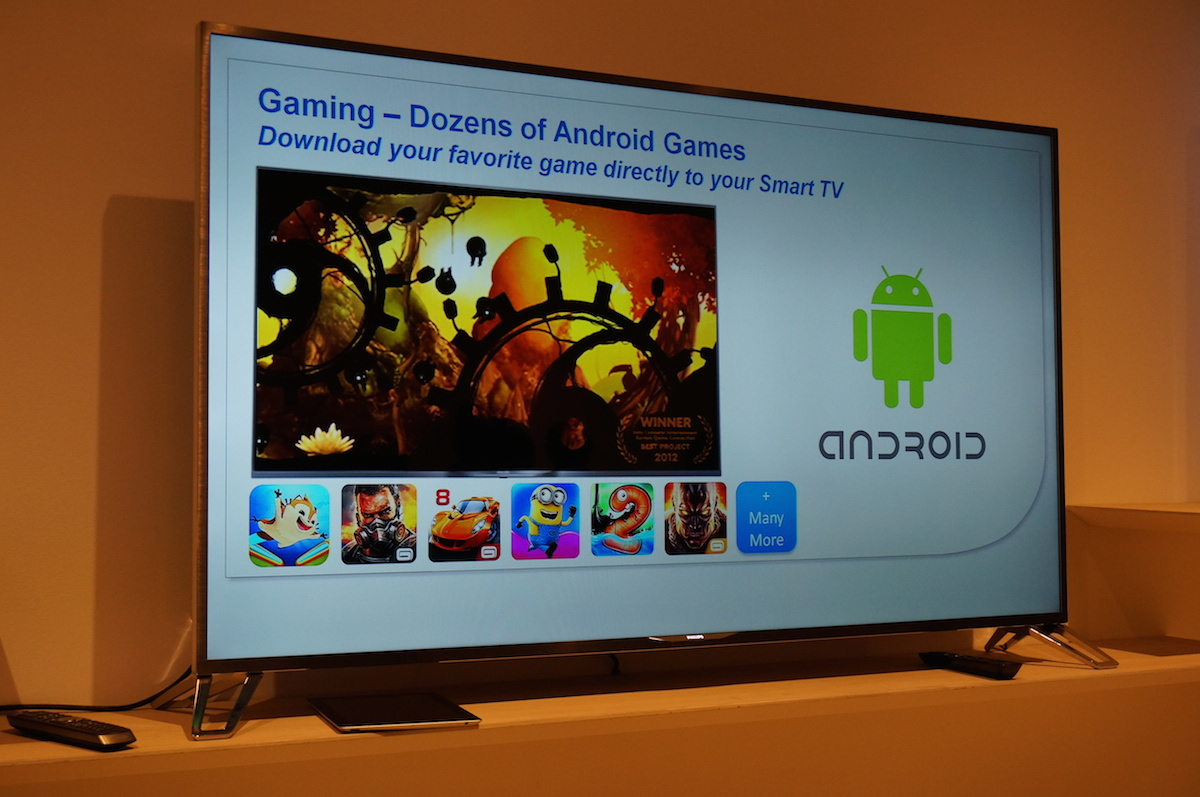 Андроид В Телевизоре