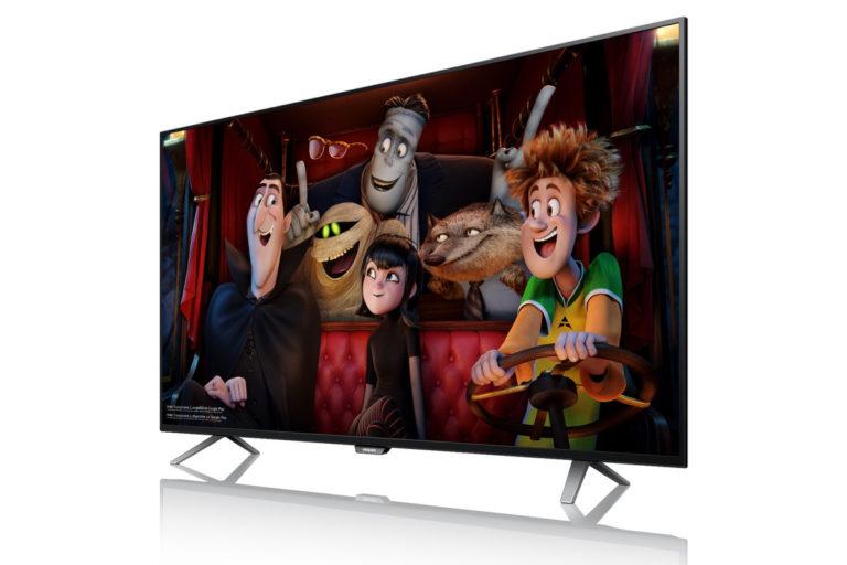 4K Google Cast телевизоры Philips