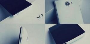 Дизайн Smart vivo-X7