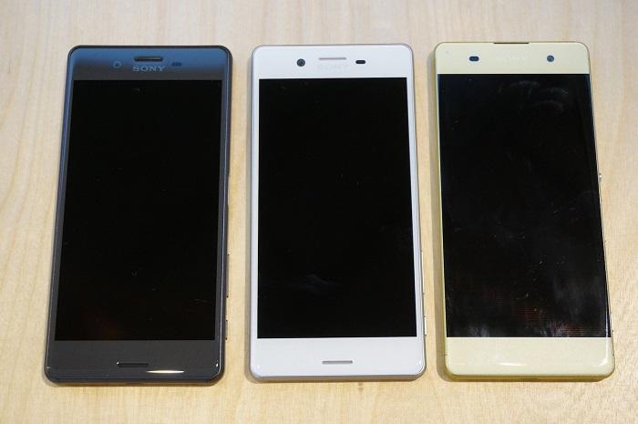 Серия смартфонов Sony Xperia X