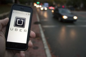 В Киеве появился Uber
