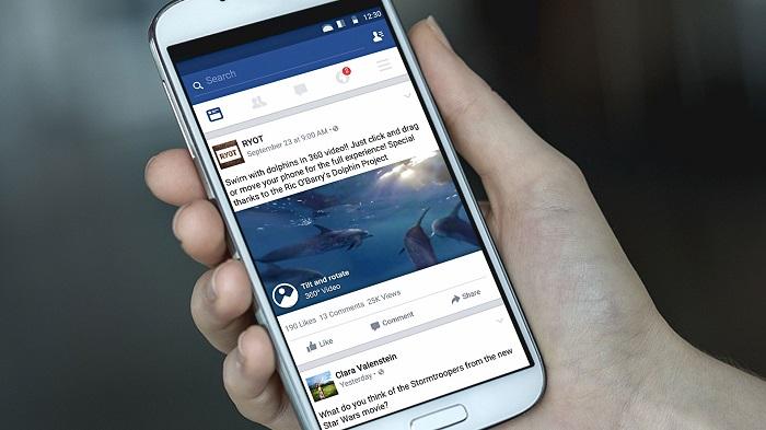 facebook-360-advertising - обновленное приложение