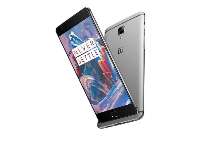 новый фламагман OnePlus 3