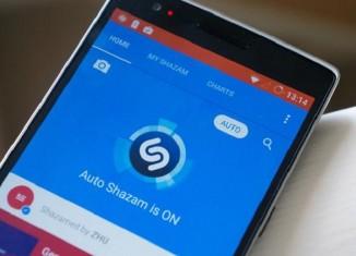 Новый режим в shazam-auto-android
