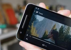 Твиттер поддерживает возможность загрузки видео длиной до 140 секунд