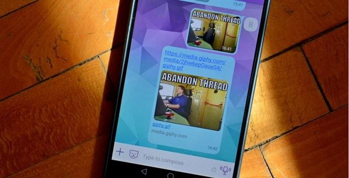 Известный мессенджер Viber получил новое обновление и интересные возможности
