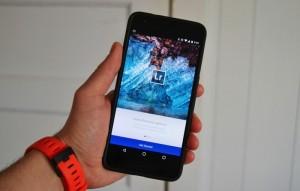 Обновленная версия фоторедактора для Android