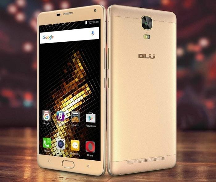 BLU Energy XL с мощным аккумулятором