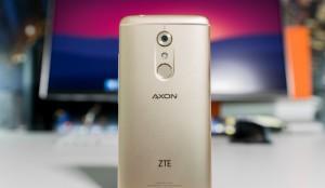 Новый смартфон ZTE Axon 7