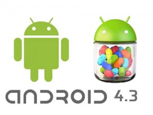 логотип ос android 4.3 jelly bean