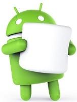 логотип андроид 6.0