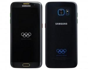 Смартфон galaxy s7 edge olympic edition