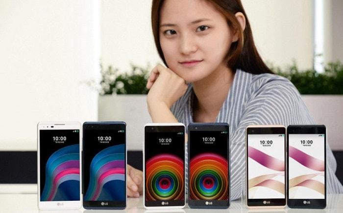 Два новых смартфона от компании LG
