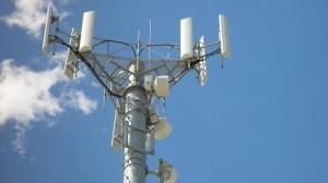 Башня мобильной телефонной связи