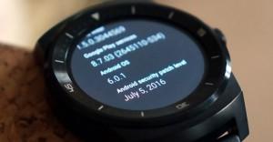 Обновление Android Wear