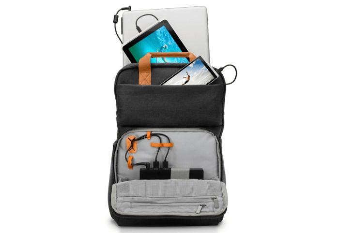 Умный рюкзак HP-Poweru