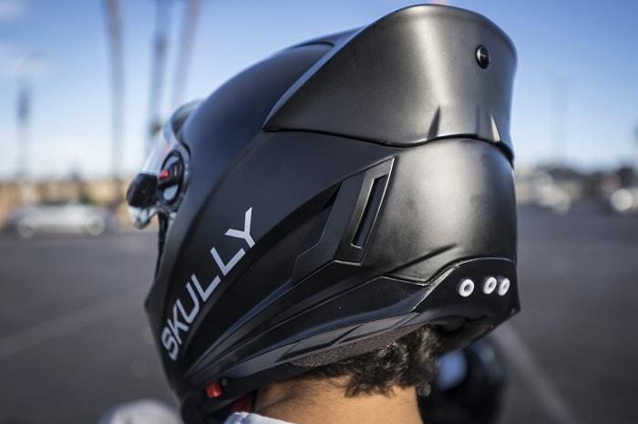 Шлем Skully AR-1