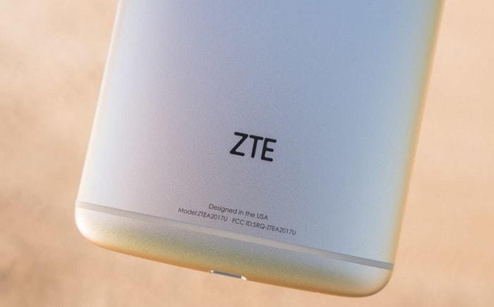 Смартфон от компании ZTE
