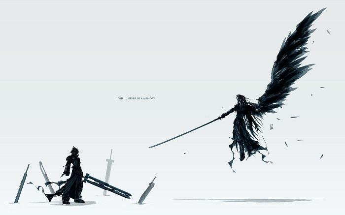 RPG-игра final-fantasy