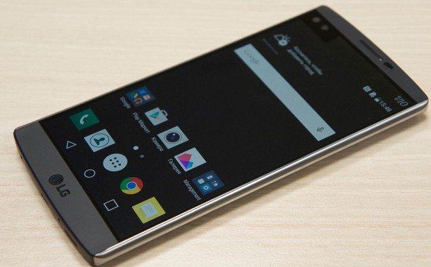 Смартфон lg-v20
