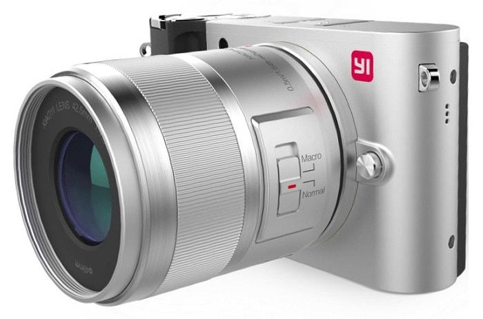 Камера xiaomi-yi-mirrorless-camera-m1-1