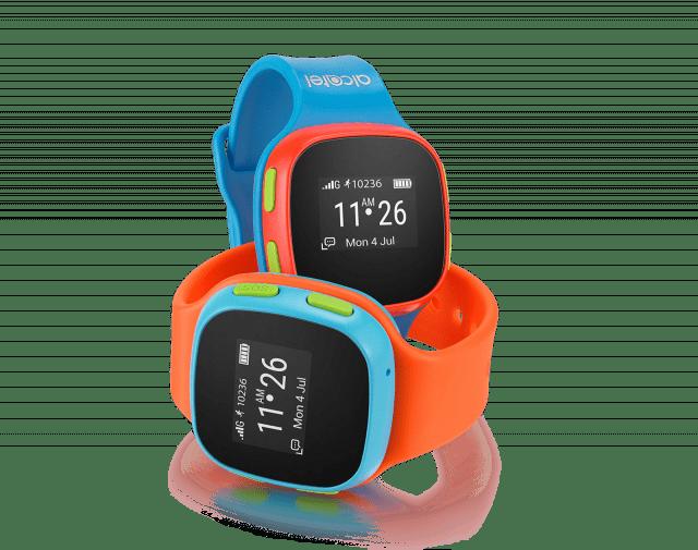 Умные часы alcatel-move-time