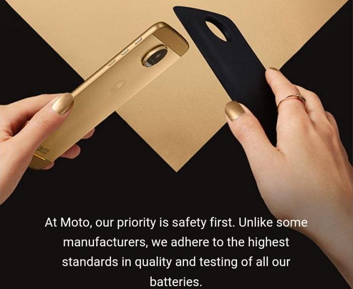 Реклама смартфонов Motorola