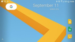 Оболочка Pixel Launcher