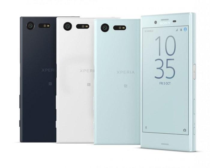 Смартфон sony-xperia-x-compact