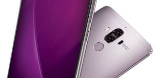 Рендер смартфона Huawei Mate 9