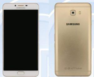 смартфоны galaxy c9 и c9 plus