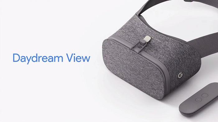 Шлем VR Daydream View