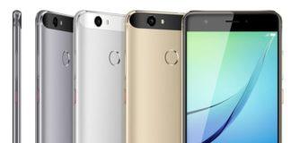 Смартфоны Huawei Nova