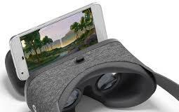 Очки виртуальной реальности daydream-view-vr