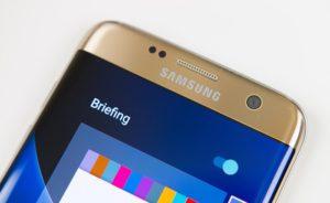 Камера Galaxy S7 Edge