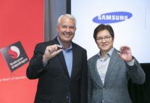 Сотрудничество Samsung и Qualcomm