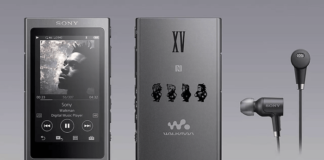 Серия aa-sony-final-fantasy-xv-edition-walkman