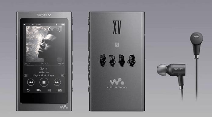 Серия aa-sony-final-fantasy-xv-edition-walkman
