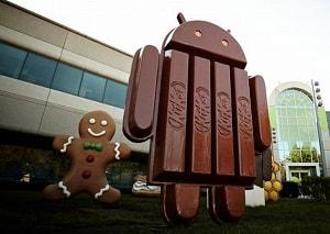 статуя android 4.4