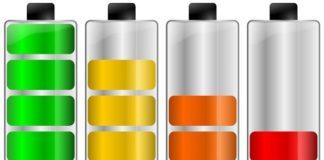 Запас батареи смартфона