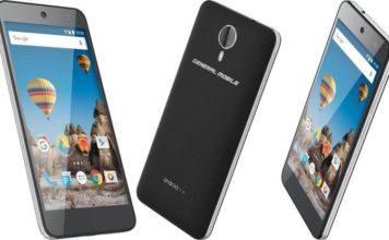 Смартфон general-mobile