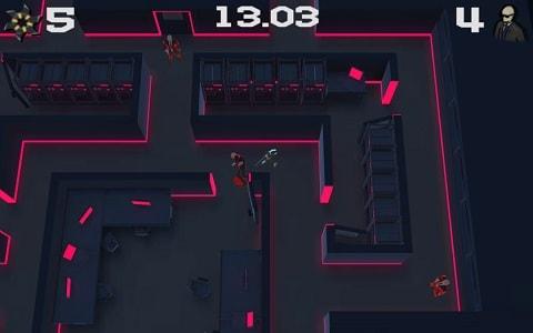 геймплей neoninja