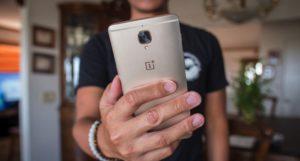 Смартфон OnePlus 3 Gold