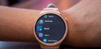 Смарт-часы от Google