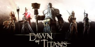 Игра dawn-of-titans